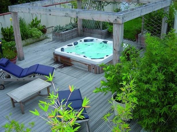 Installation spa - Sani Spa